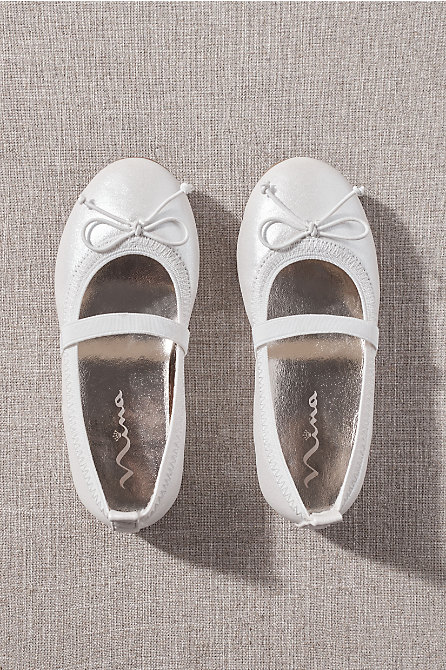 Esther Flower Girl Flats