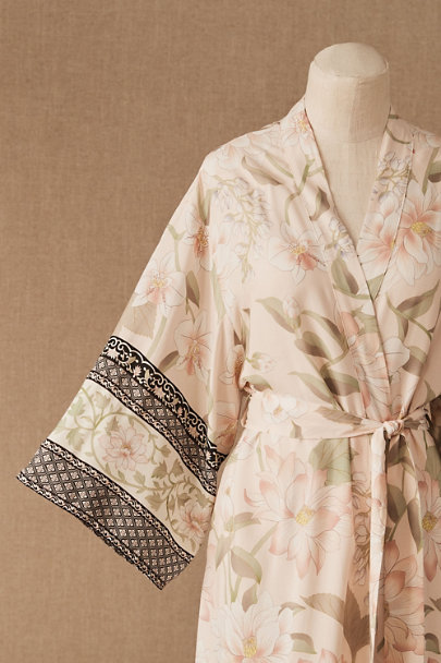 View larger image of Homebodii Poppins Kimono Robe