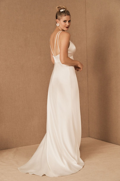 View larger image of Nouvelle Amsale Naida Gown
