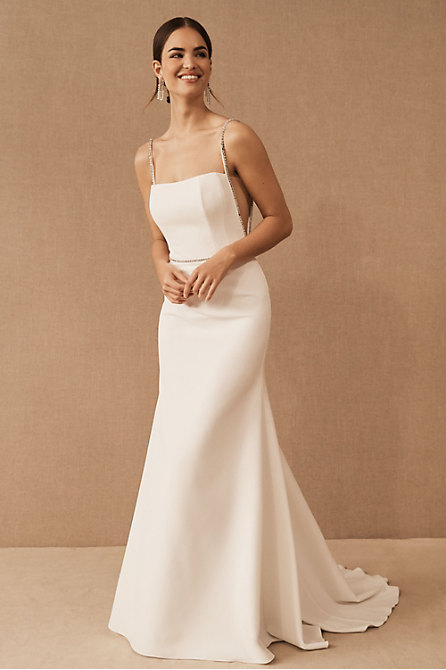 Willowby by Watters Lenox Gown