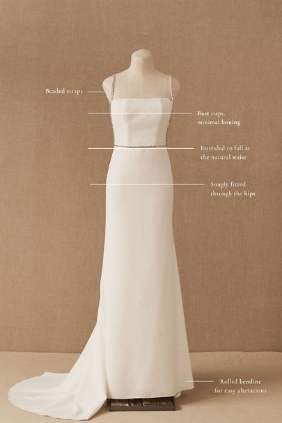 View larger image of Willowby by Watters Lenox Gown
