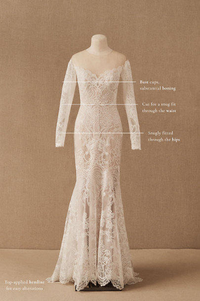 View larger image of Watters Ula Gown