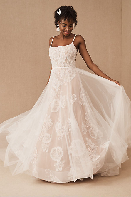Wtoo by Watters Lizbeth Gown