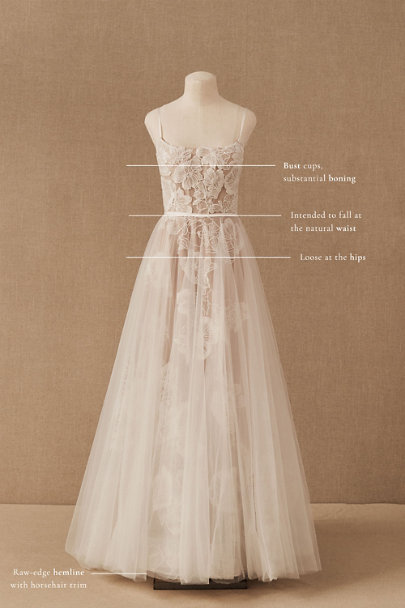 View larger image of Wtoo by Watters Lizbeth Gown