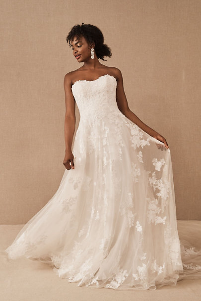 View larger image of BHLDN Samaire Gown