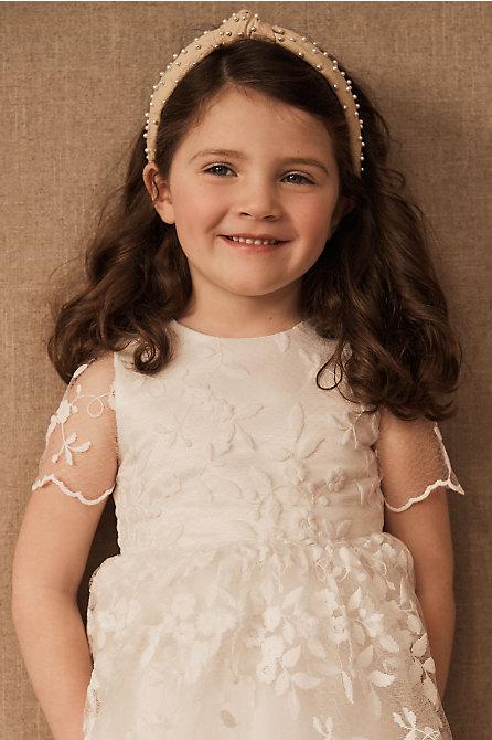 Lele Sadoughi Valerie Flower Girl Headband