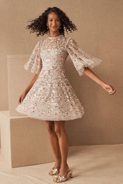 View larger image of Needle & Thread Regency Garden Mini Dress