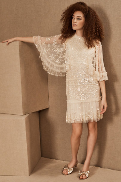 View larger image of Needle & Thread Melody Sequin Mini Dress