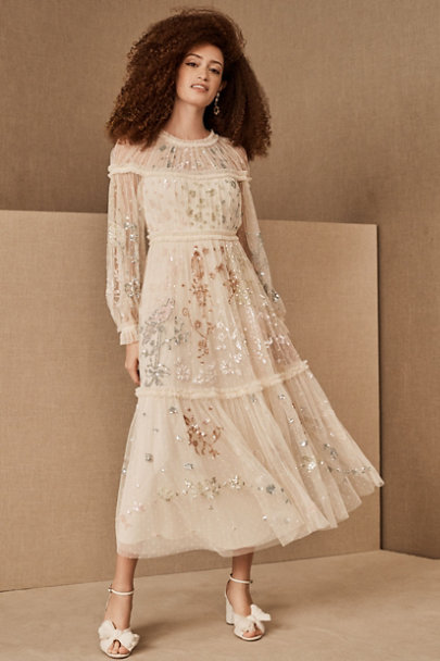 View larger image of Needle & Thread Delphine Sequin Ballerina Dress