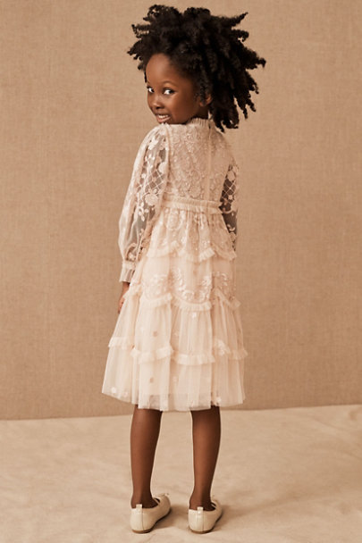 View larger image of Needle & Thread Marigold Rose Kids Dress