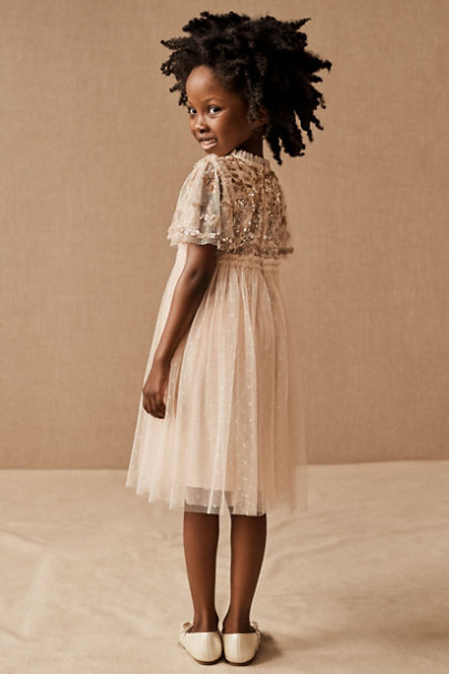 View larger image of Needle & Thread Lilybelle Sequin Kids Dress