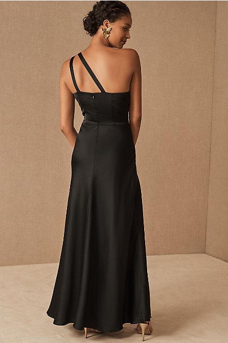 Ashland Satin Charmeuse Dress