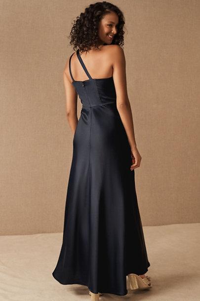 View larger image of Ashland Satin Charmeuse Dress
