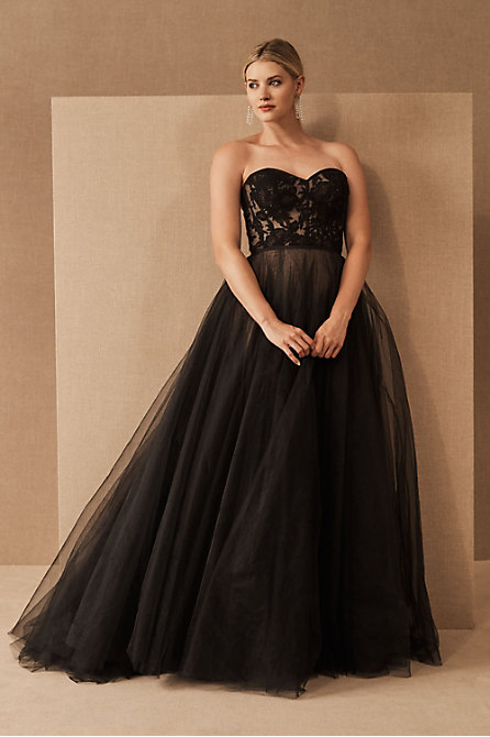 Wtoo by Watters Clarinda Gown