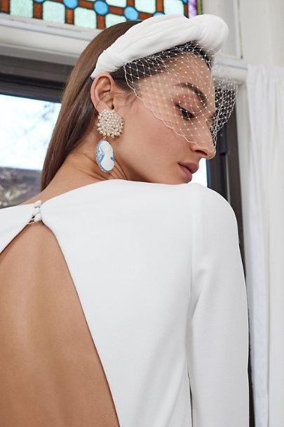 View larger image of Rita Von Aurore Birdcage Headband