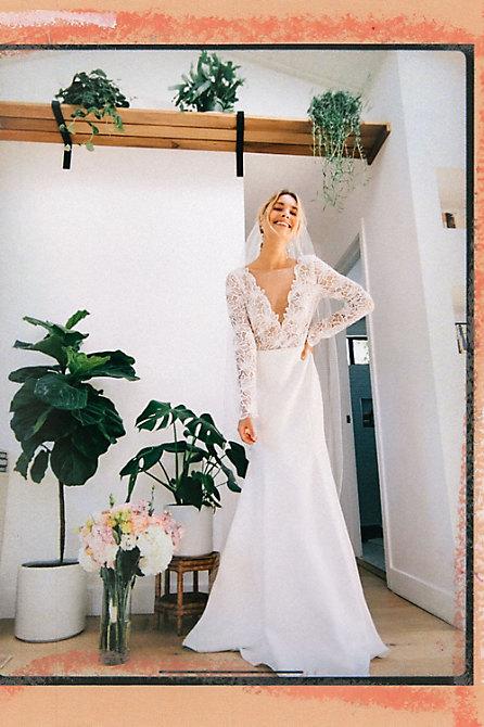 Jenny by Jenny Yoo Veda Gown