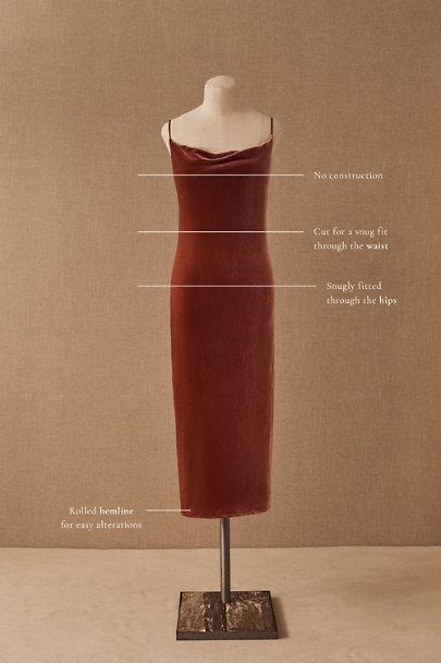 View larger image of Jenny Yoo Bentley Velvet Dress