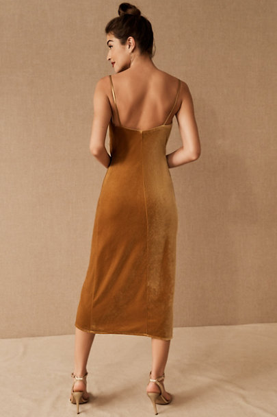 View larger image of Jenny Yoo Bentley Velvet Dress