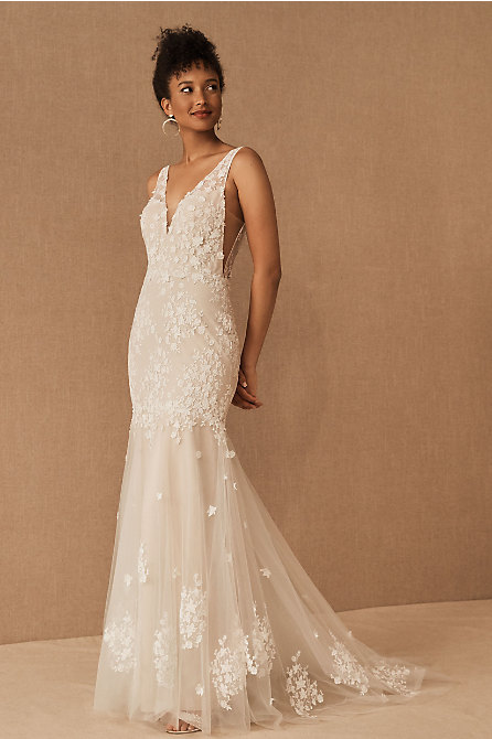 Willowby by Watters Nikola Gown