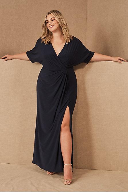 BHLDN Thorton Jersey Dress