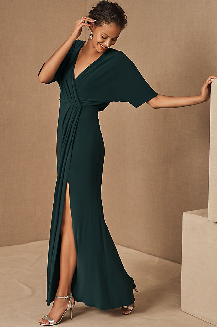 BHLDN Thorton Jersey Dress