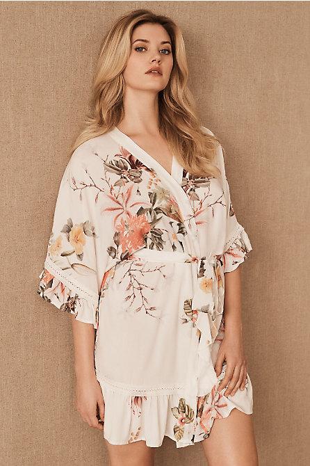 Vista Flutter Robe