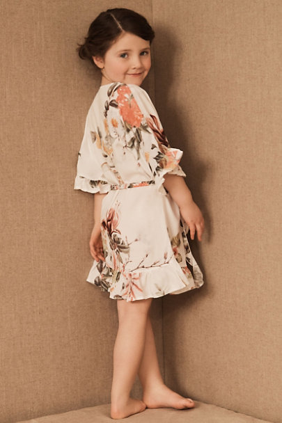 View larger image of Vista Flutter Flower Girl Robe