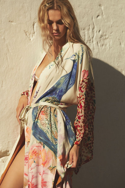 View larger image of Aratta Bird Kimono