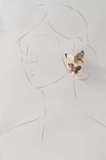 View larger image of Jennifer Behr Papillion Earrings