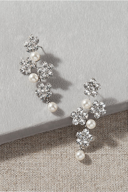 Jennifer Behr Aria Earrings
