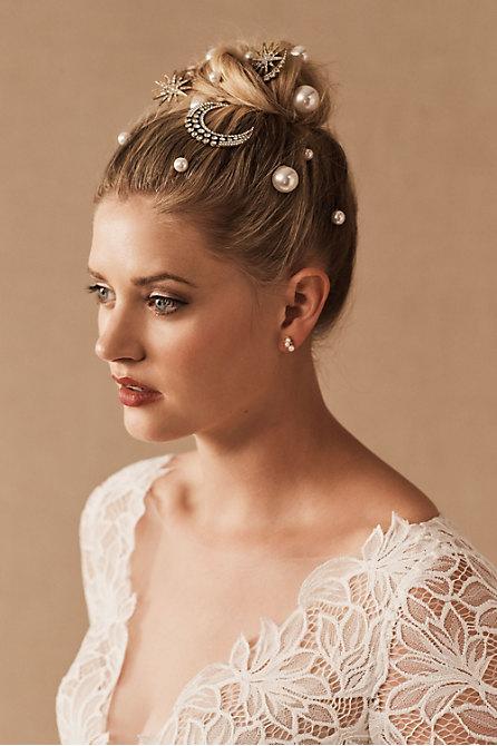Vanesse Pearl Hair Pin Set
