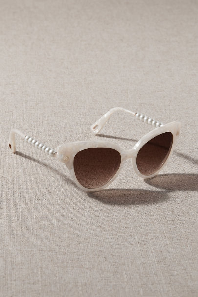 View larger image of Lele Sadoughi Mother of Pearl Chelsea Sunglasses