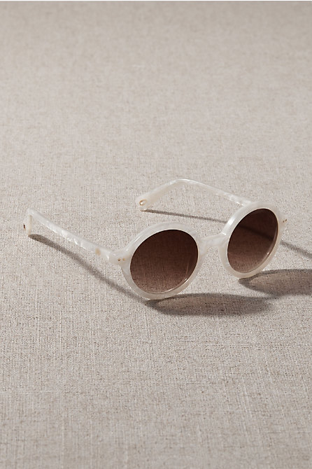 Lele Sadoughi East Village Sunglasses