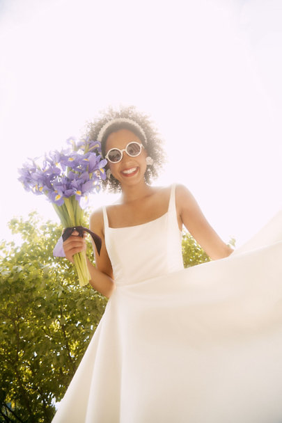 View larger image of Lele Sadoughi East Village Sunglasses