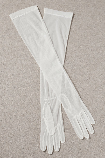 Vintage Gloves History- 1900, 1910, 1920, 1930 1940, 1950, 1960 Rivka Opera Gloves $98.00 AT vintagedancer.com