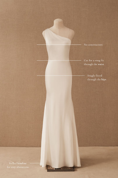 View larger image of Nouvelle Amsale Pearce Gown