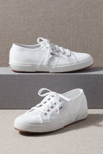 View larger image of Superga Classic Canvas Sneakers