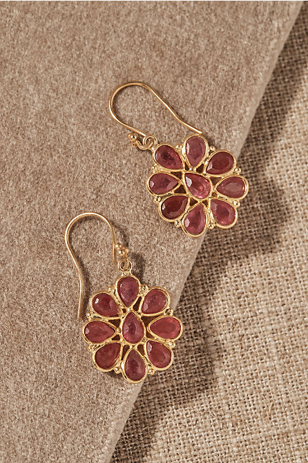 Jemma Sands Plumeria Earrings