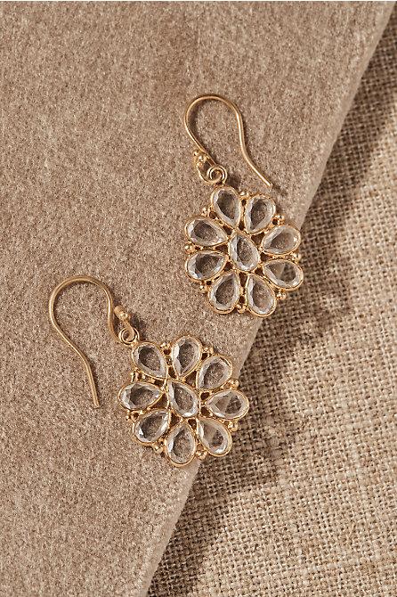 Jemma Sands Plumeria Earrings
