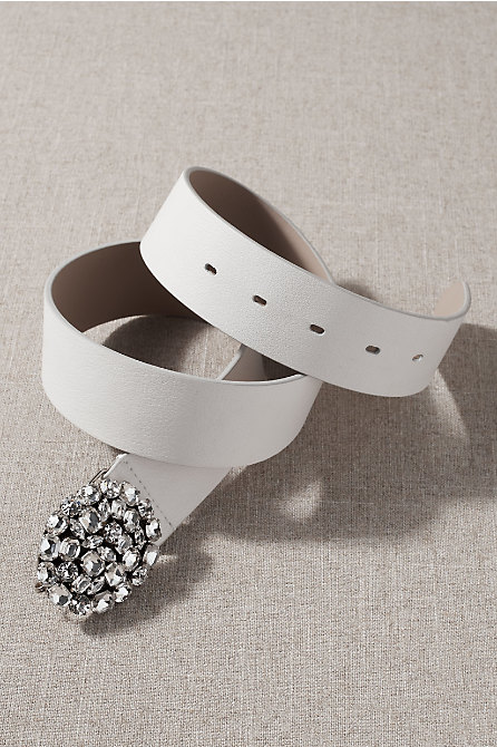 Tina Crystal Belt