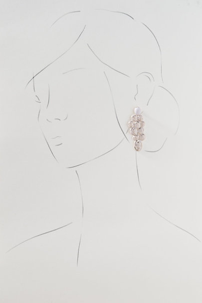 View larger image of Nicola Bathie Charmaine Earrings