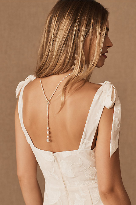 Andress Back Necklace