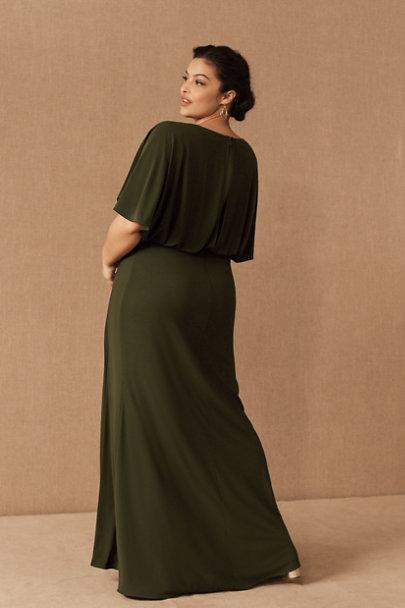 View larger image of Lena Flutter Sleeve Jersey Dress