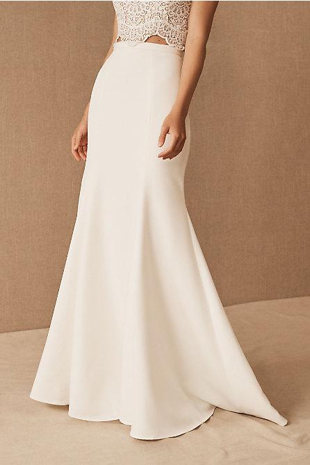 Jenny Yoo Oda Skirt