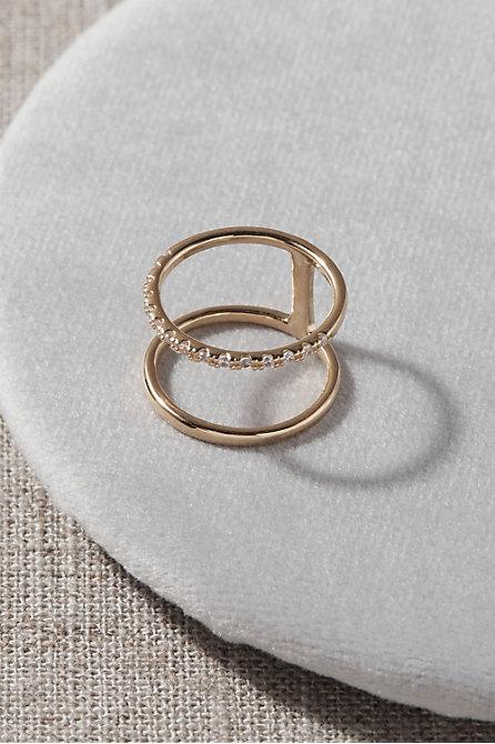 Gosette Ring