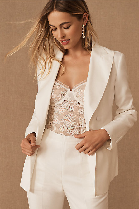 The Tailory New York x BHLDN Westlake Suit Jacket