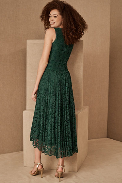View larger image of Perri Lace V-Neck Dress