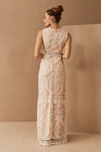 View larger image of Anna Sui Roane Gown