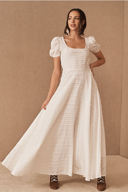 LoveShackFancy Ryan Gown