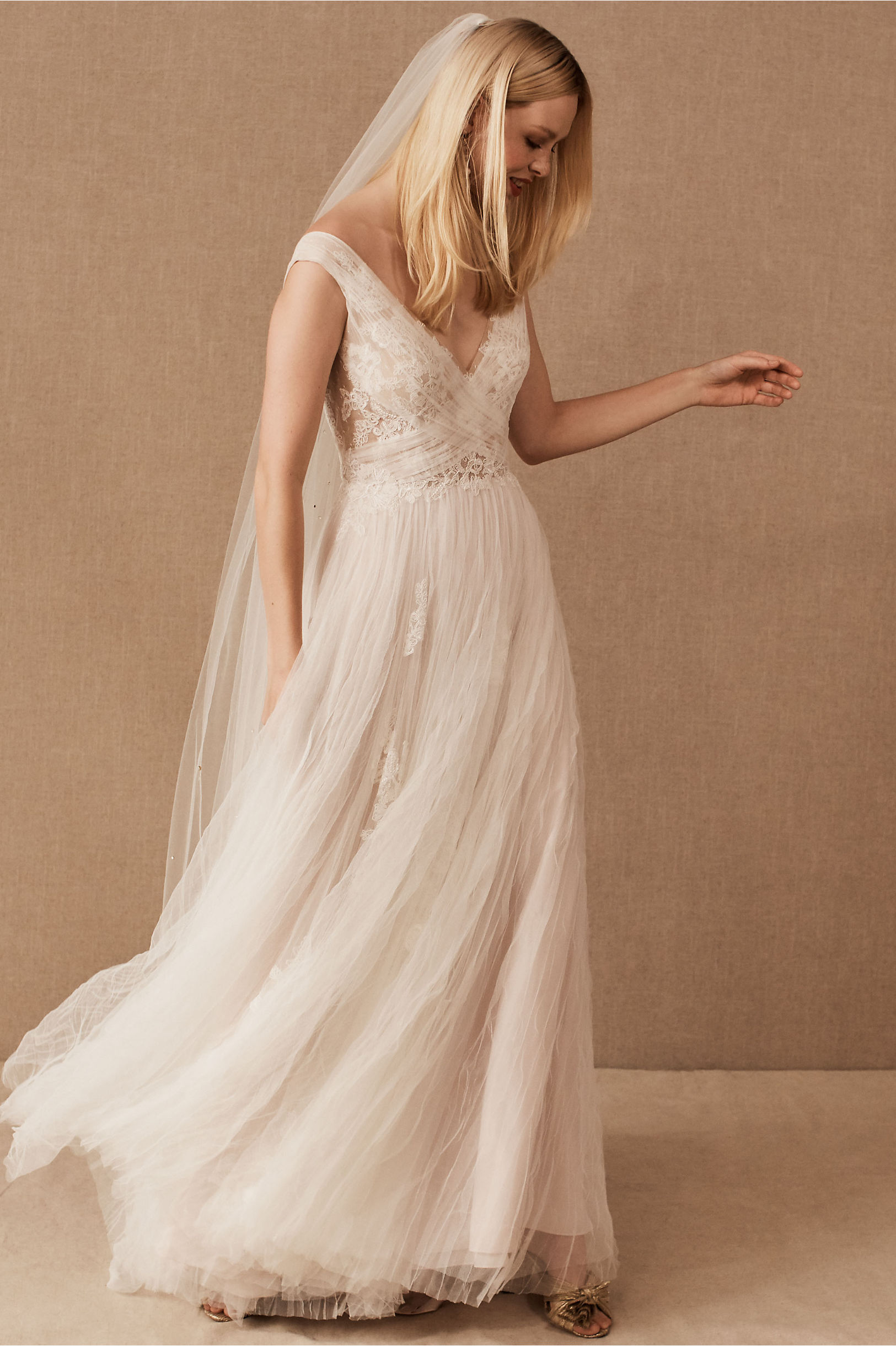 Watters Malone Gown